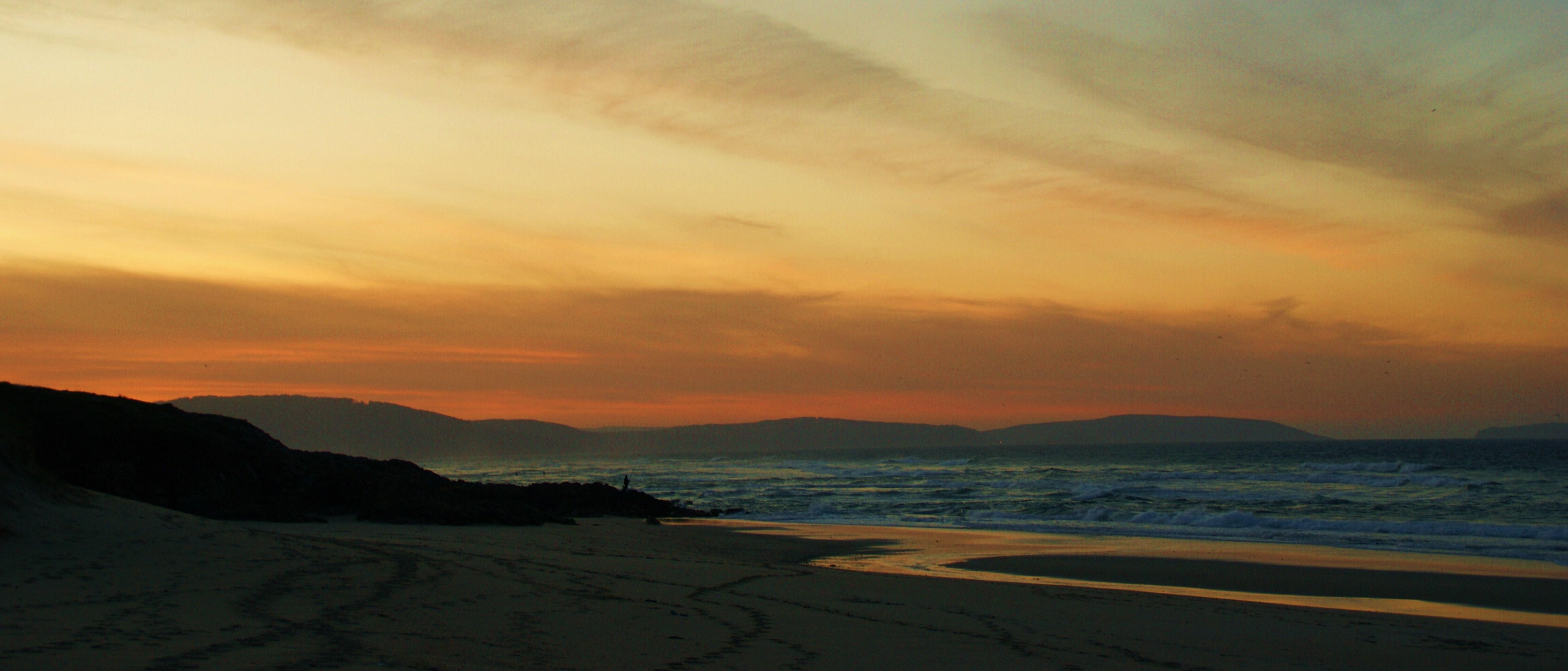 Foto playa Baldaio / Saiñas. FELIZ  CUMPLE   TONI  Â¡Â¡Â¡Â¡(toninaji)