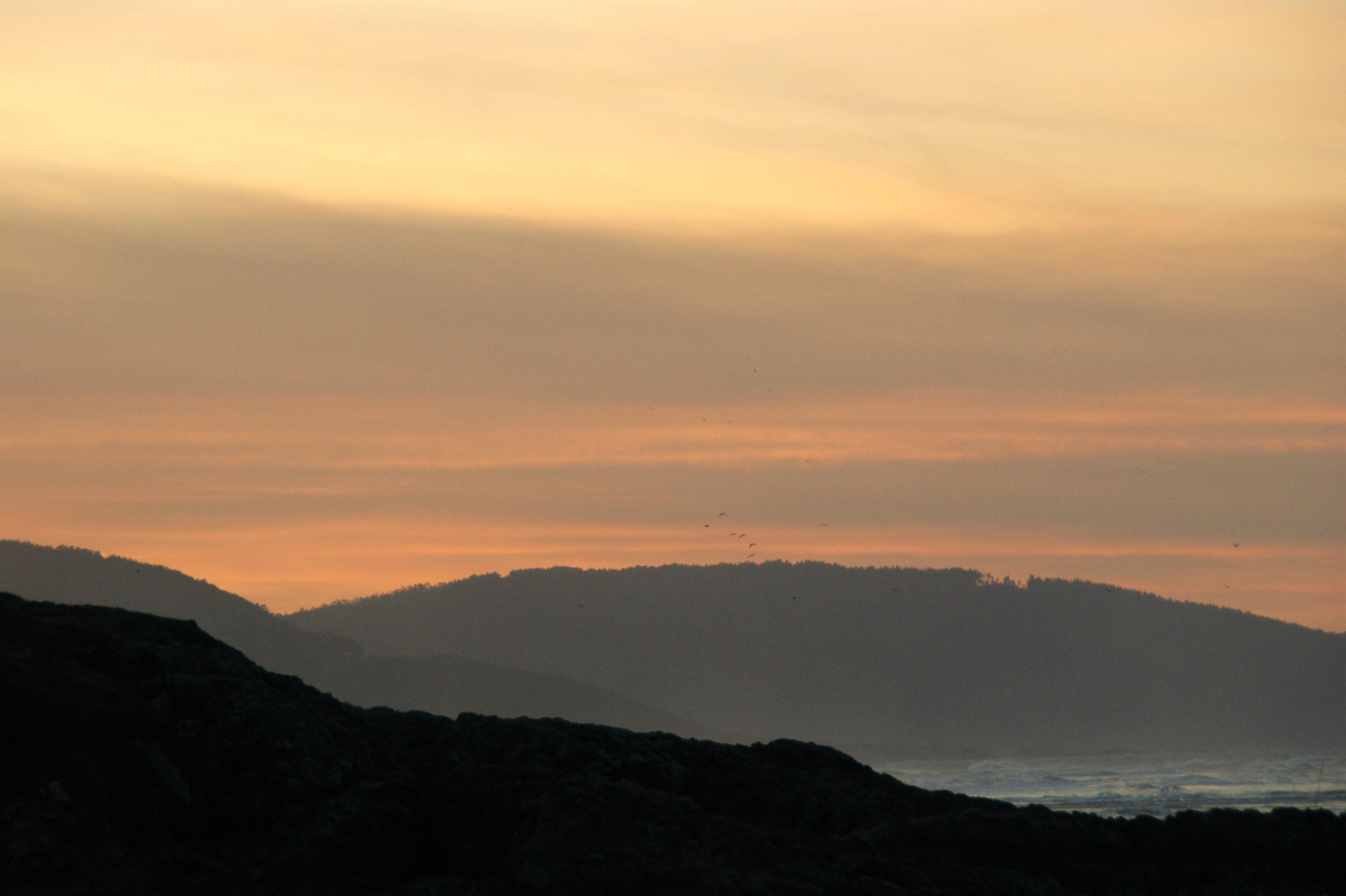 Foto playa Baldaio / Saiñas. Melancolía