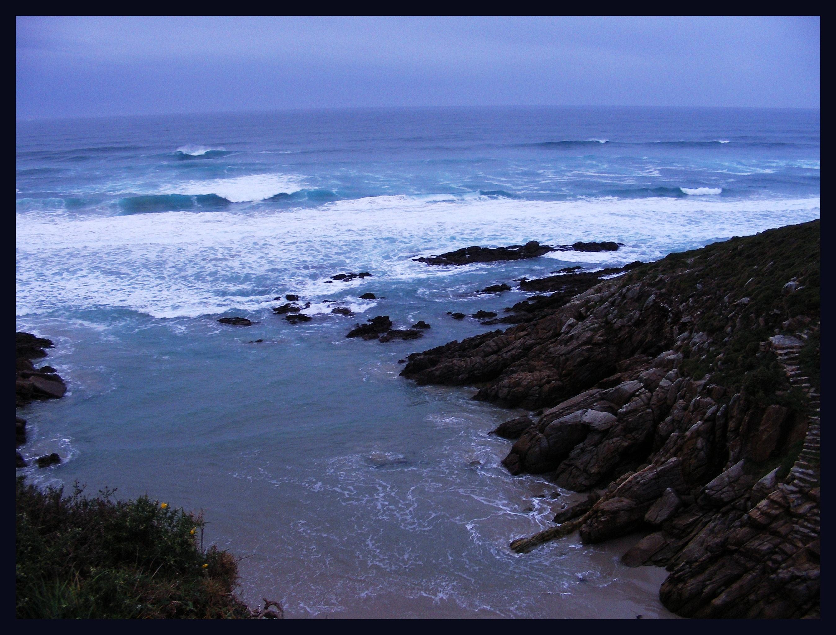 Foto playa Leira / Arnela / Monteforte. Palabras que se lleva..el agua¡¡