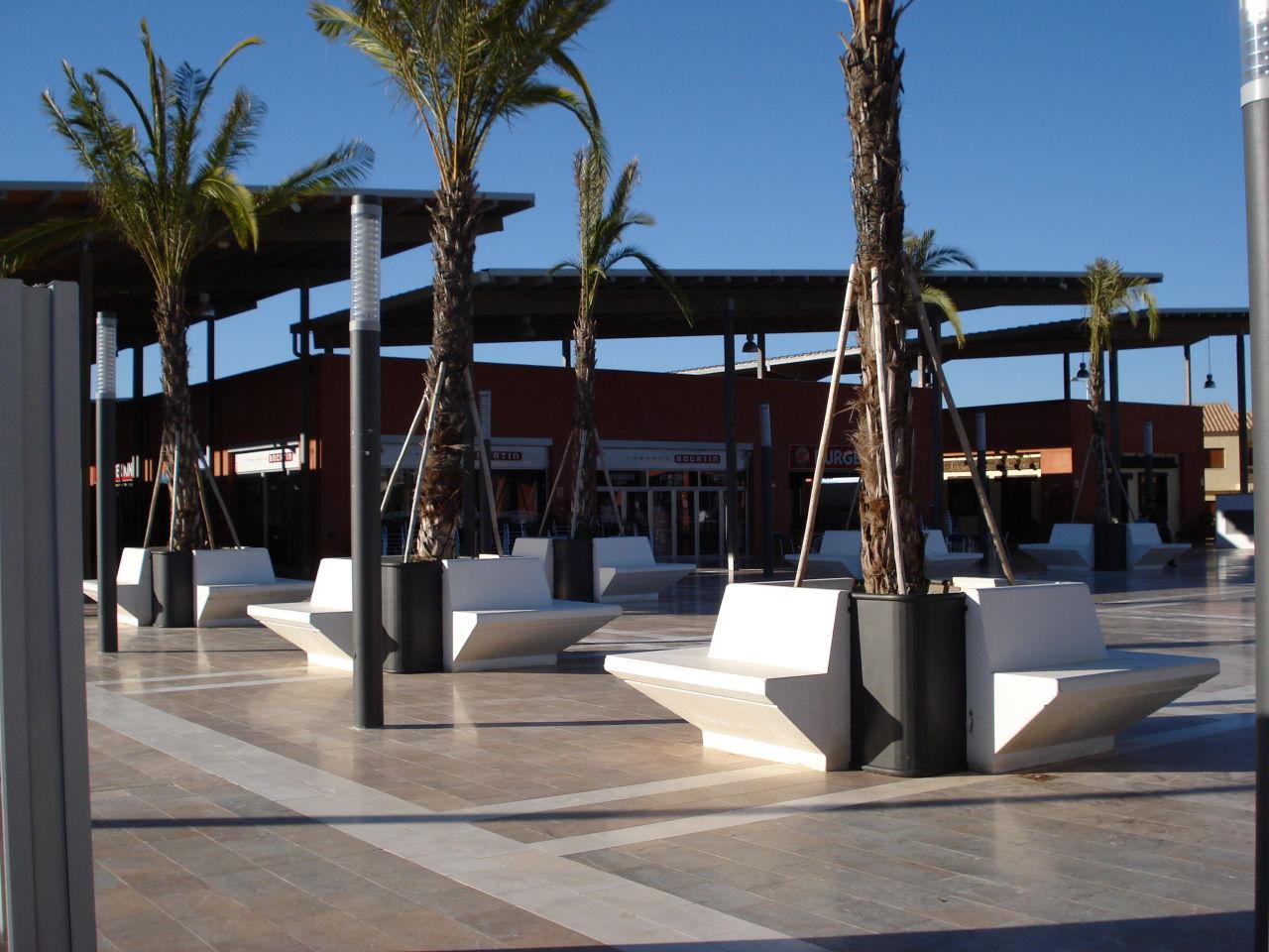 Foto playa Los Enebrales. Centro Comercial Almenara - 02