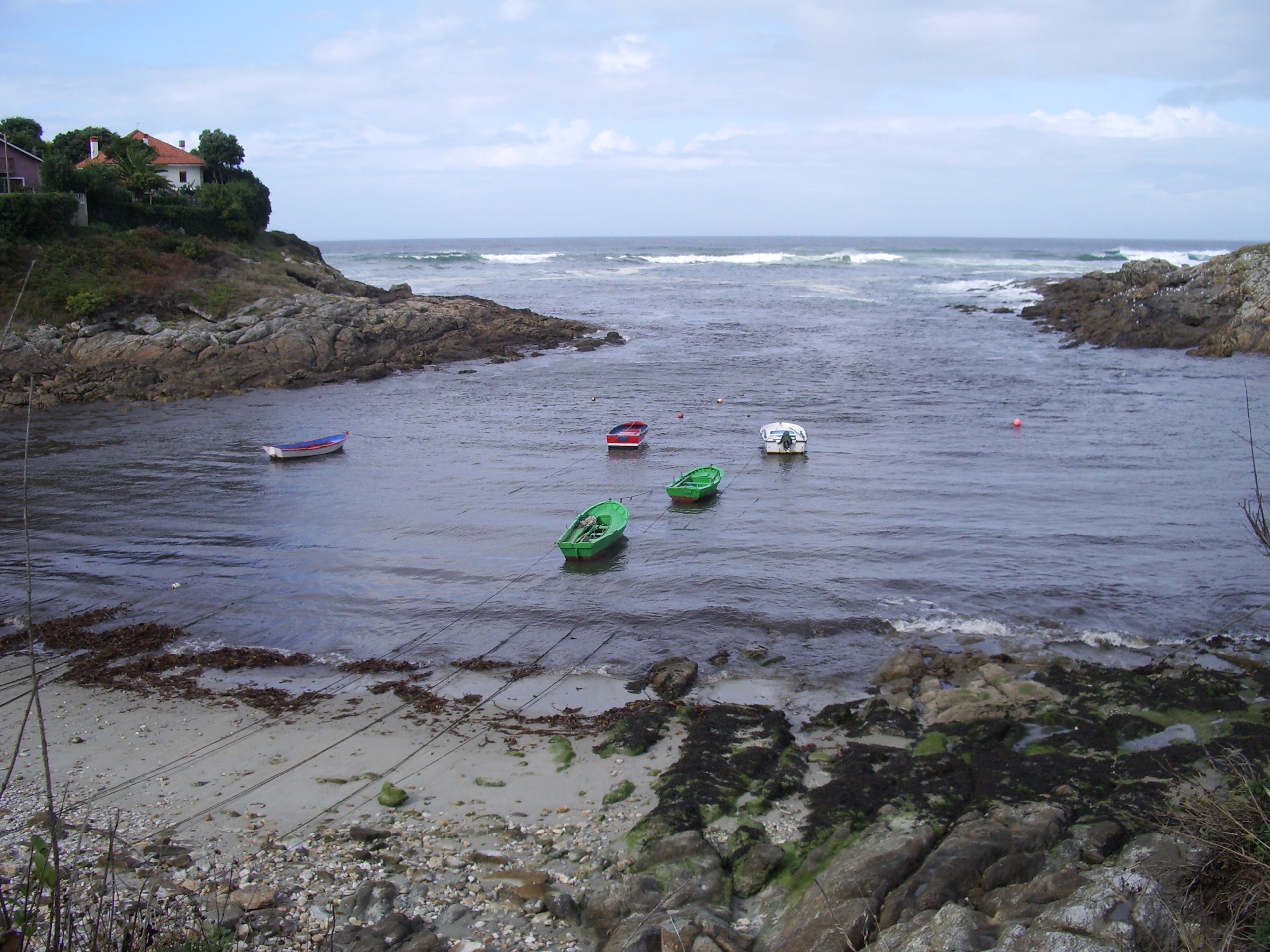 Foto playa Porto Chas. Arteixo - Porto de Sorrizo