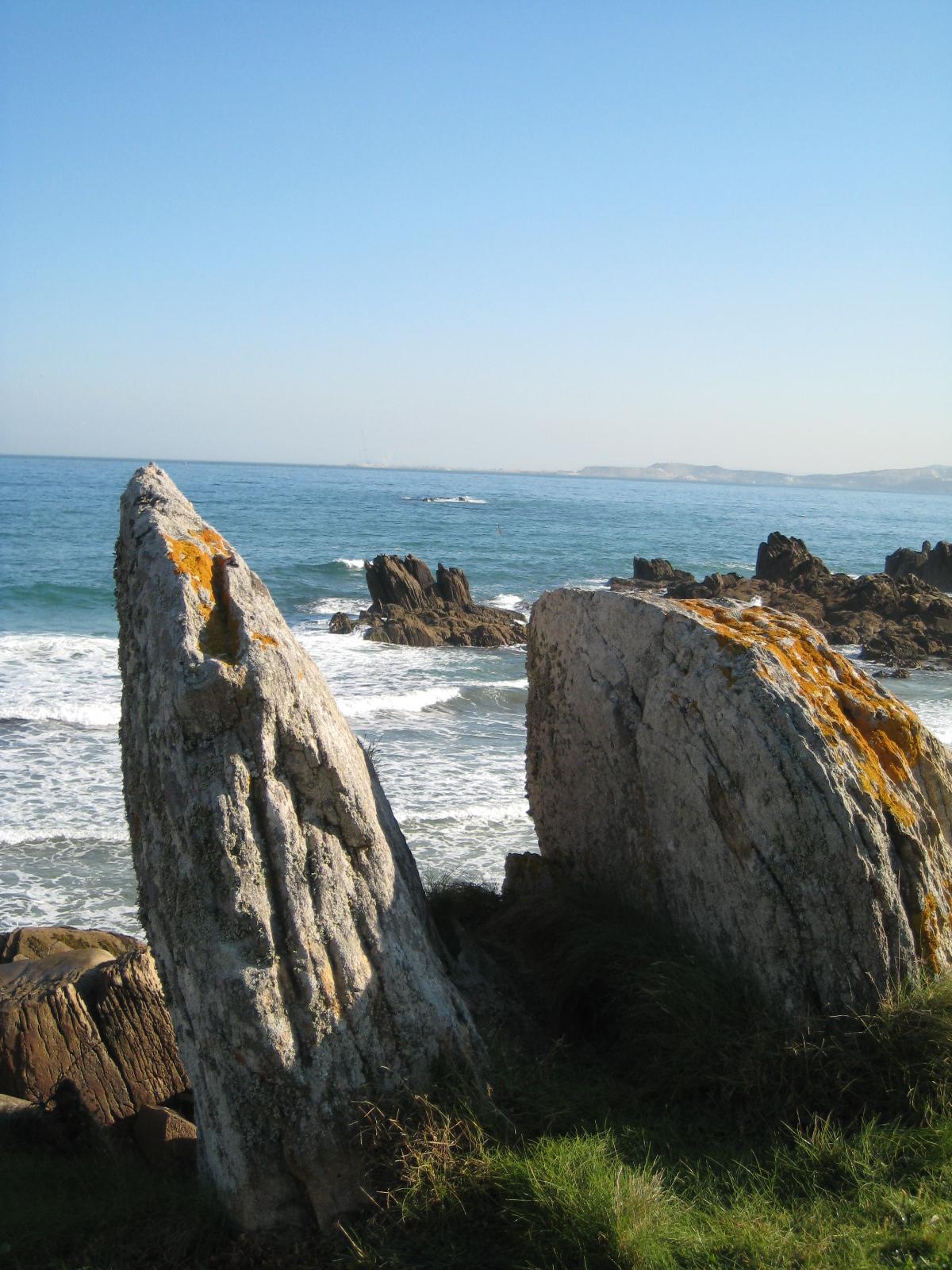 Playa Santa Irene / O Reiro