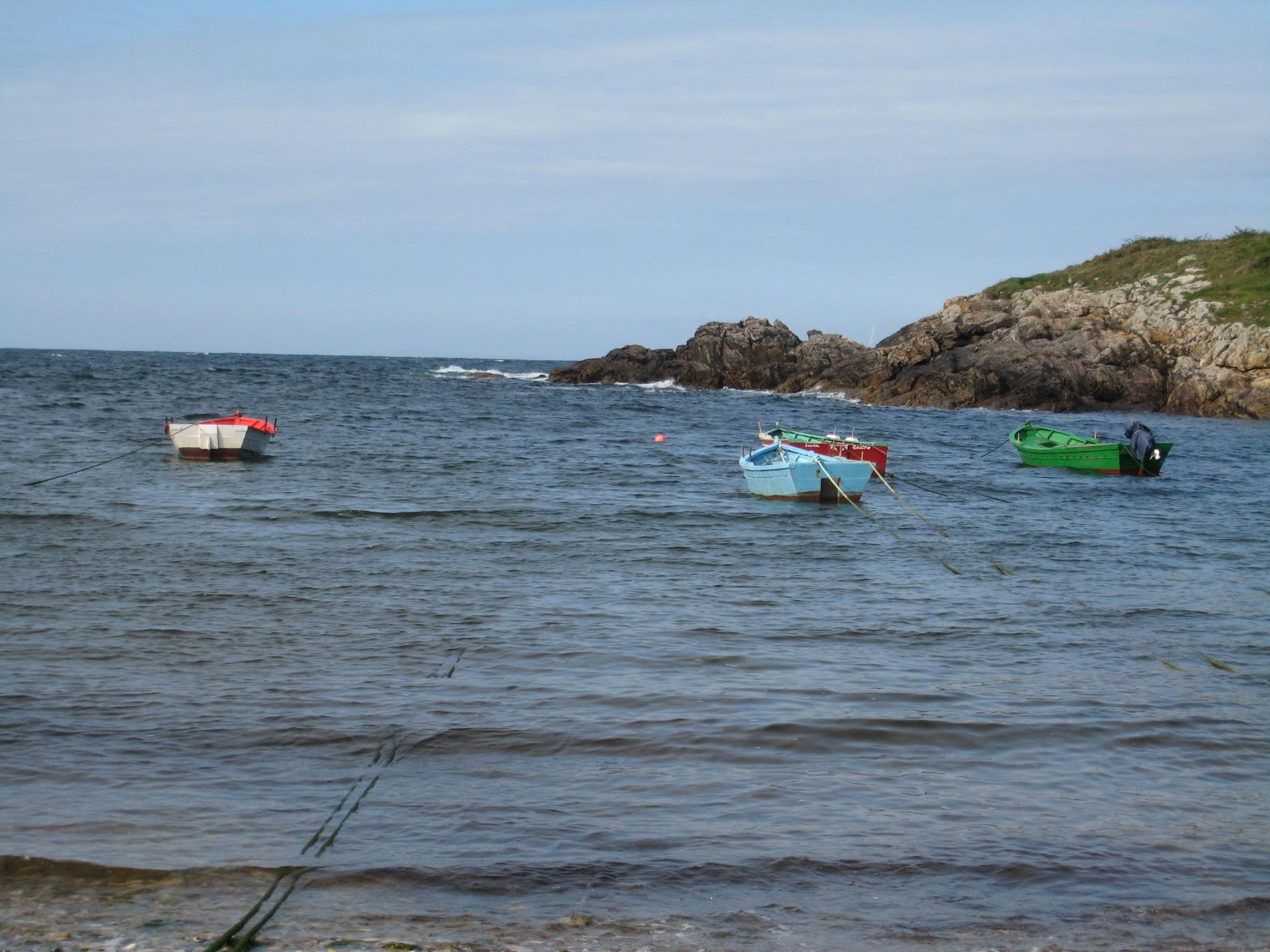 Foto playa Valcobo / Valcovo / Area Grande. Porto de Sorrizo