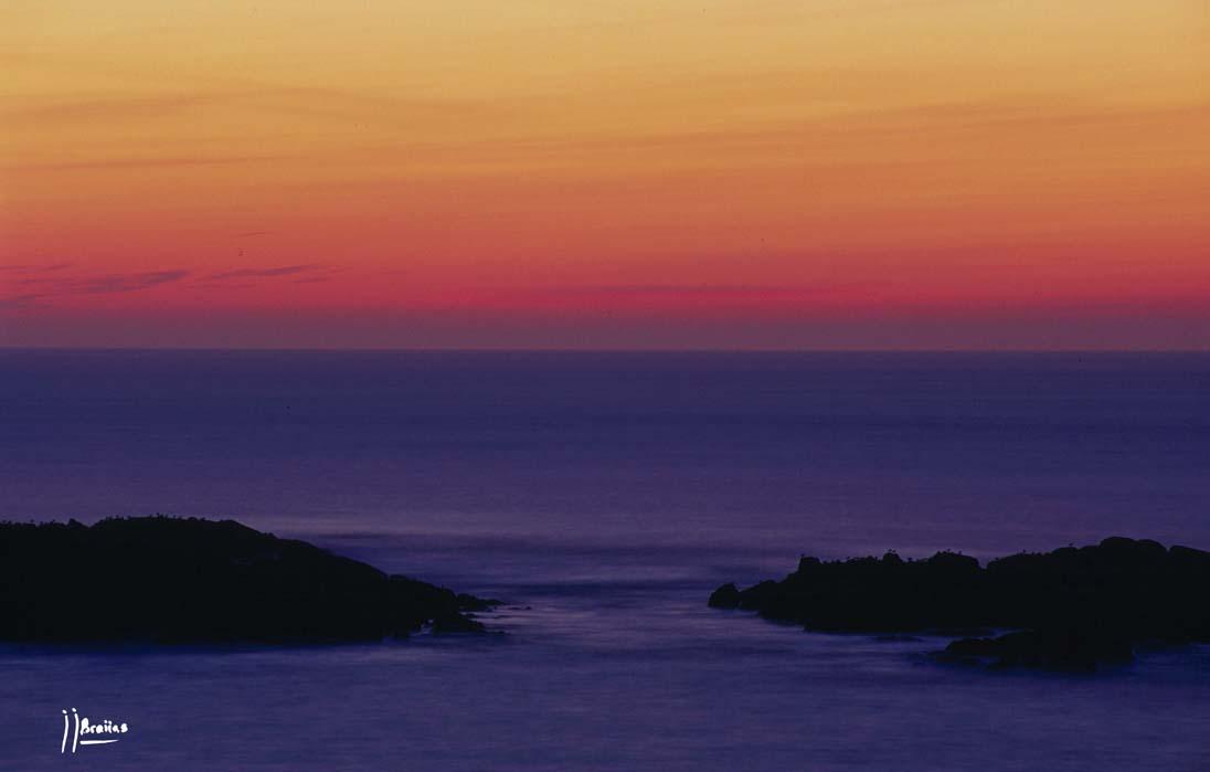 Foto playa La Cetárea. el Portiño