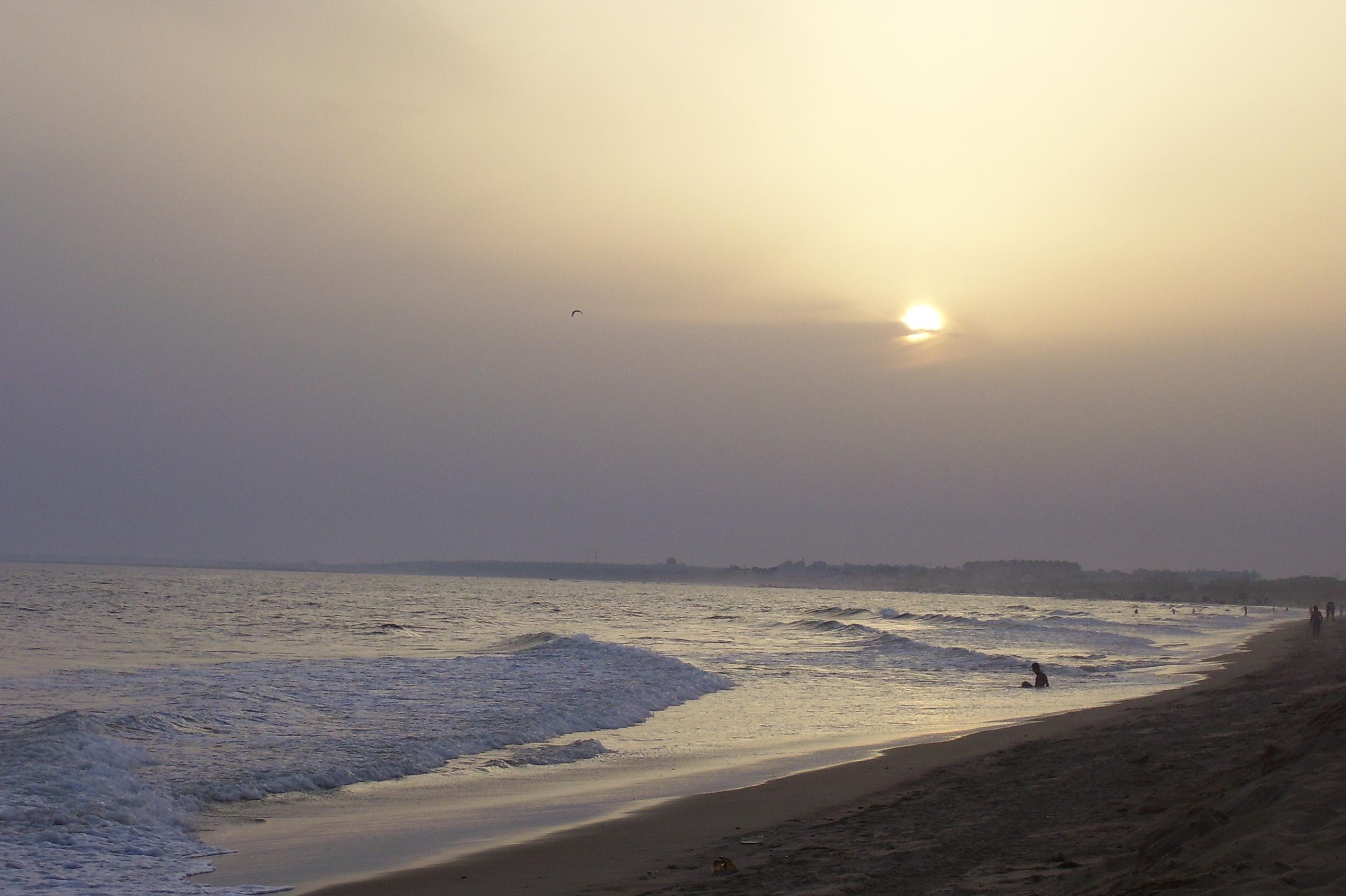 Foto playa La Bota. los enebrales
