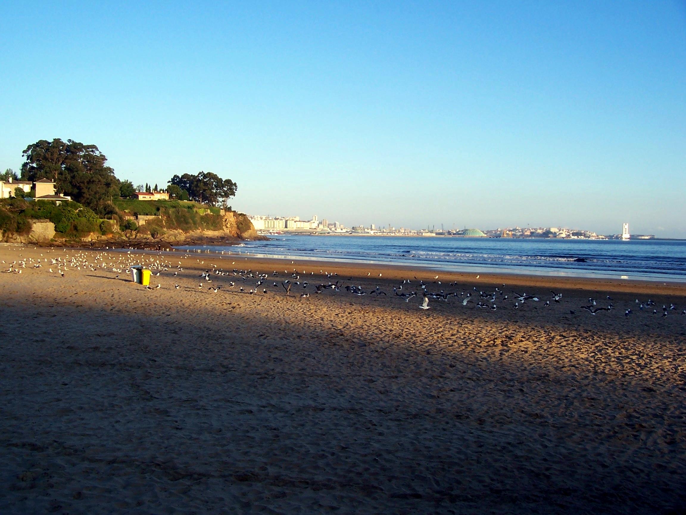 Foto playa Bastiagueiriño. Playa de Bastiagueiro (by pYpuS)