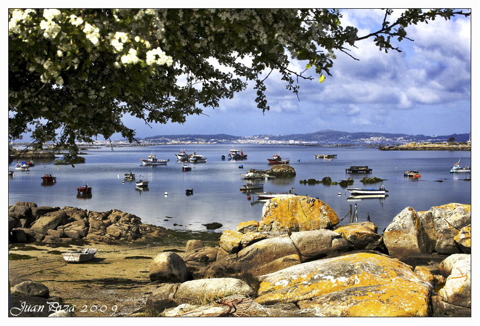 Foto playa Espiñeiro. La Avilleira