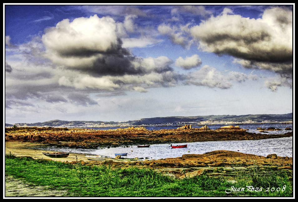 Foto playa Espiñeiro. Playa de Espiñeiro / Espiñeiro Beach