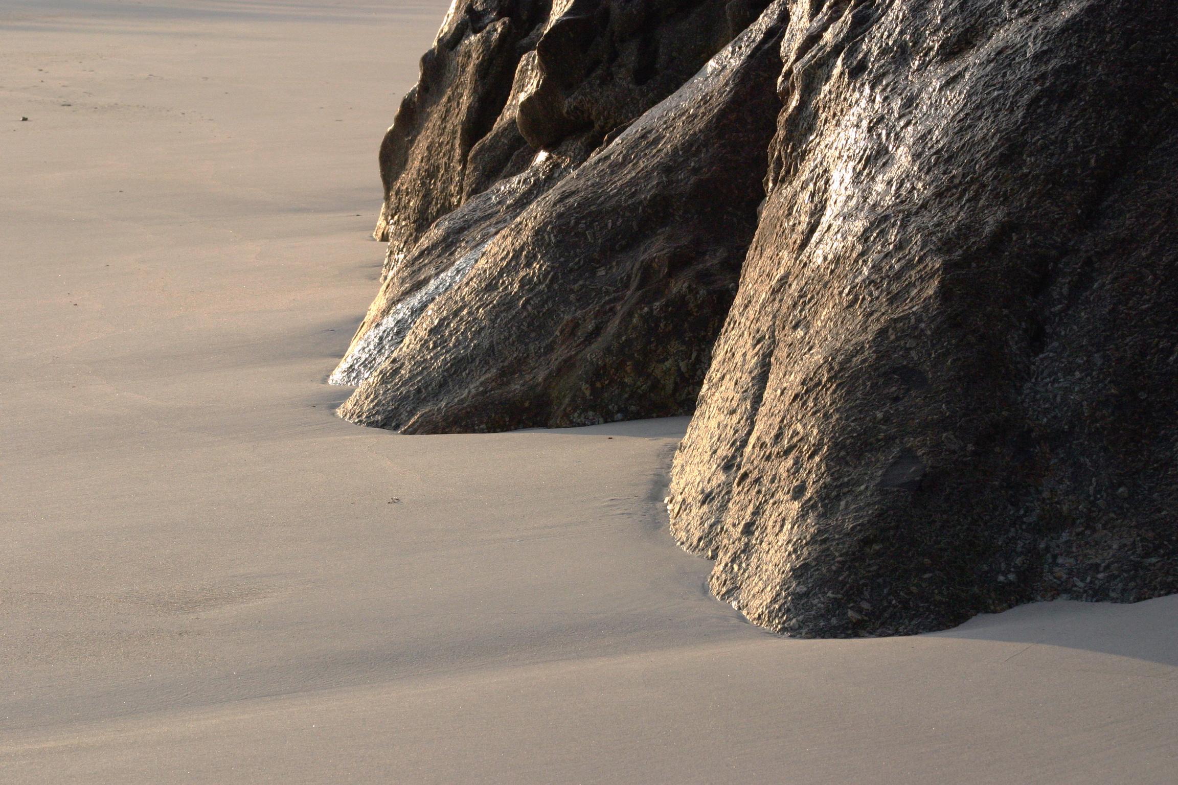 Foto playa Arnela. Playa dorada