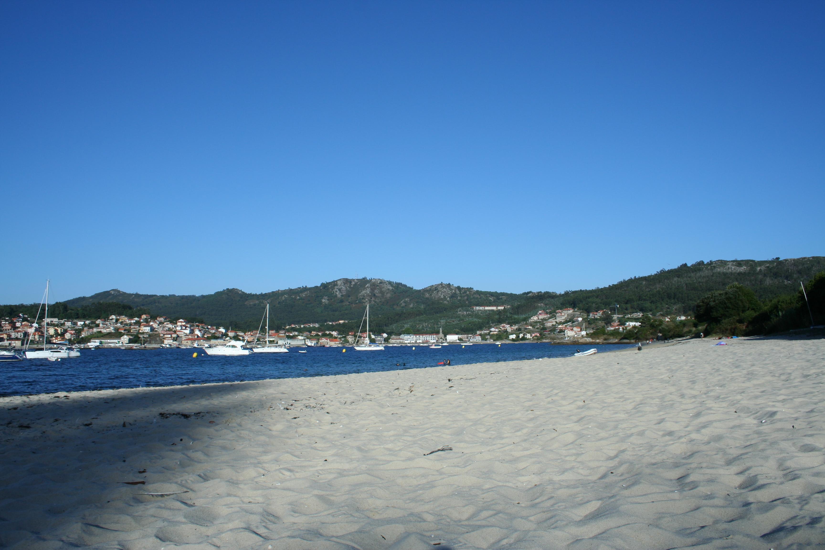 Foto playa Arnela. playa de arneles