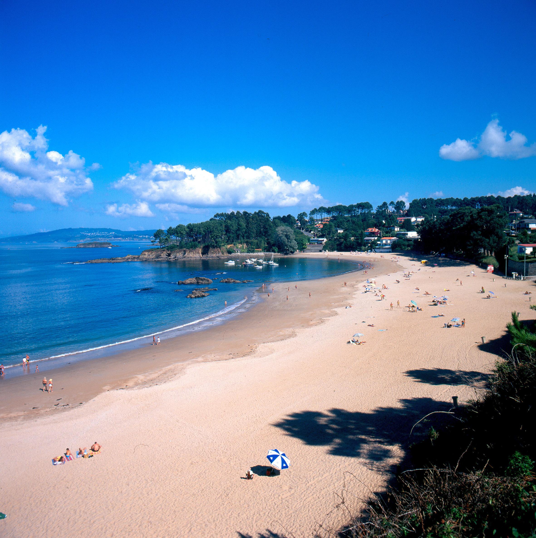 Foto playa Marín. Playa de Andahio (Perbes)