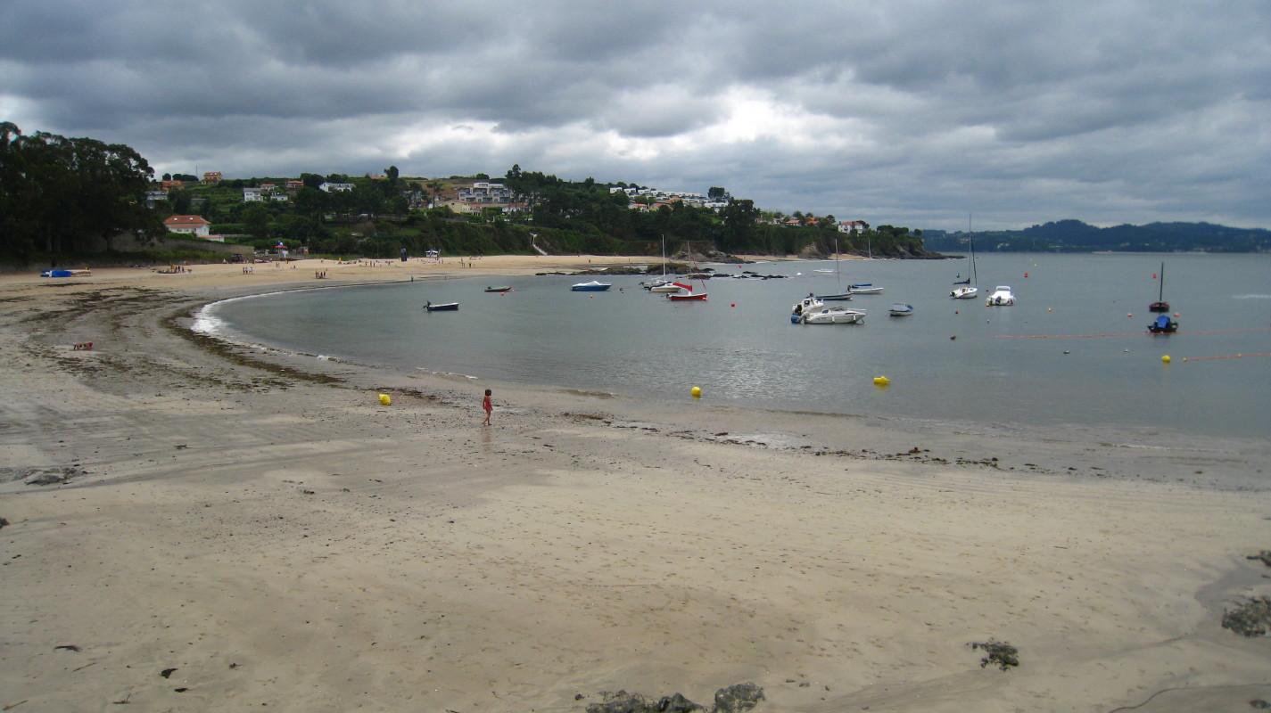 Playa Perbes / Andahio