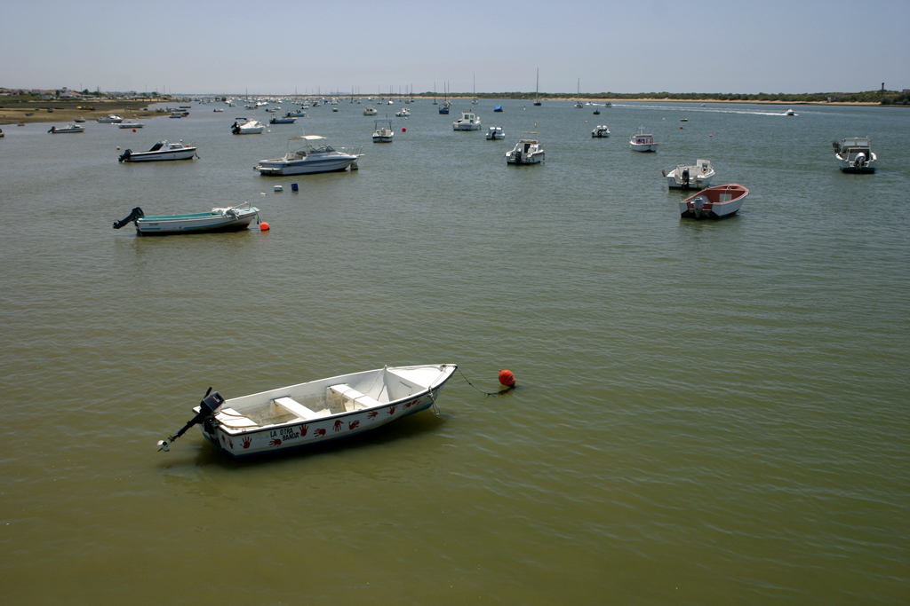 Foto playa Nueva Umbría. El Rompido