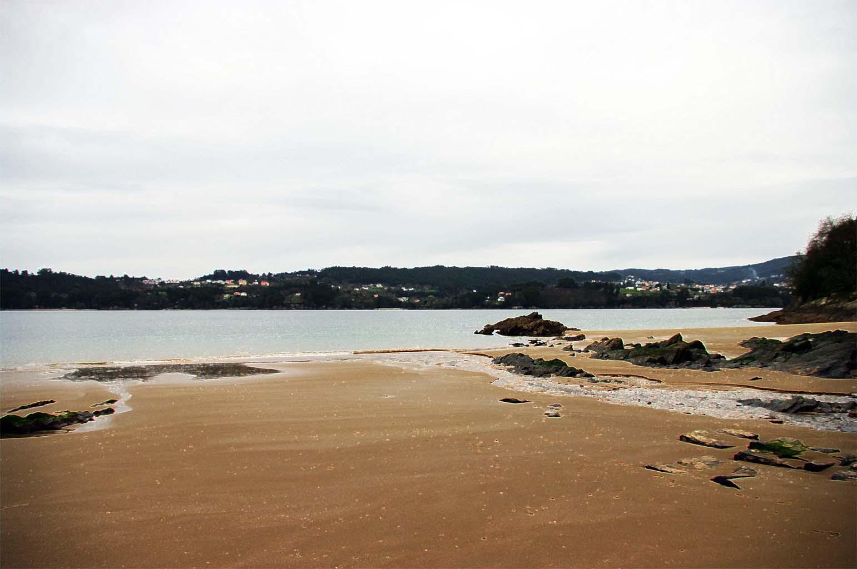Foto playa Centroña. Playa en centroña