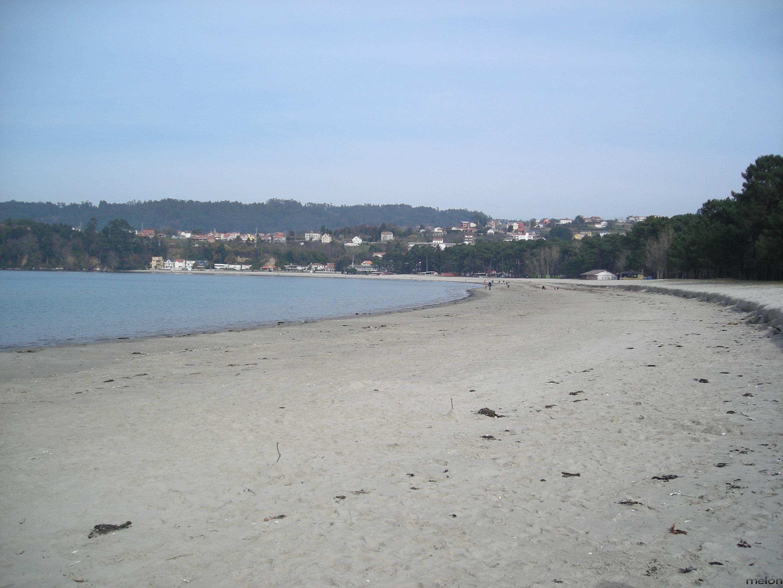 Foto playa La Madalena / Cabanas. Praia de cabanas