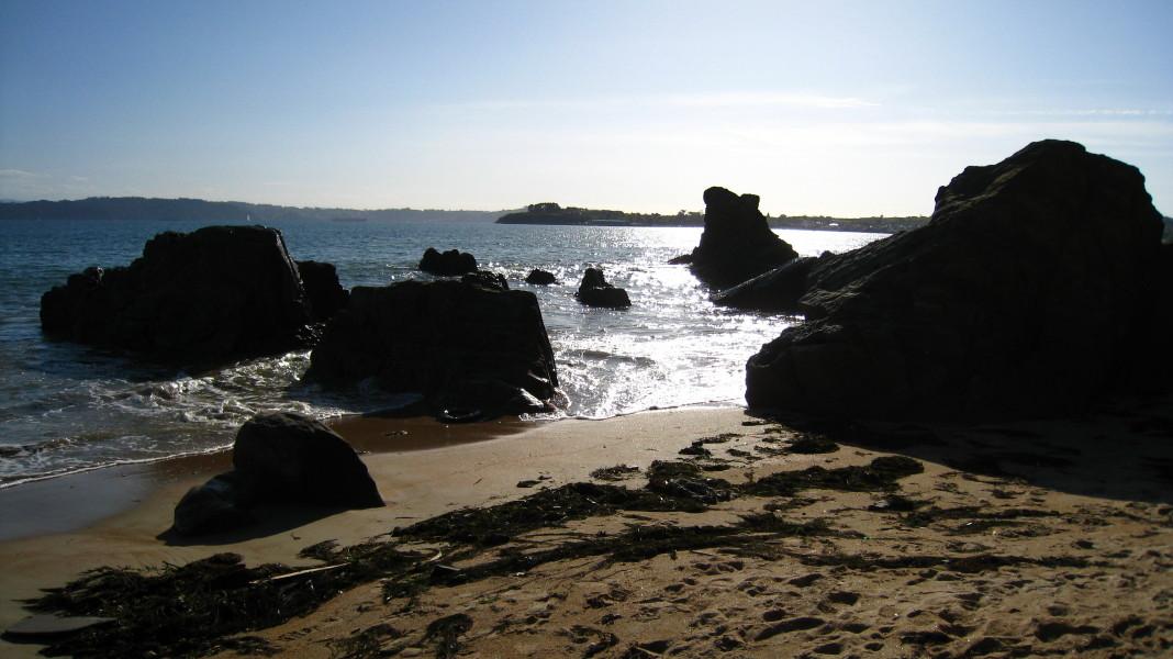Foto playa Raso. Sendares: Ares-Redes-Ares