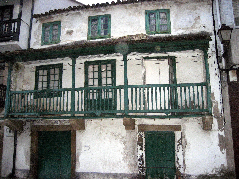 Foto playa Seselle. Casas en Ares