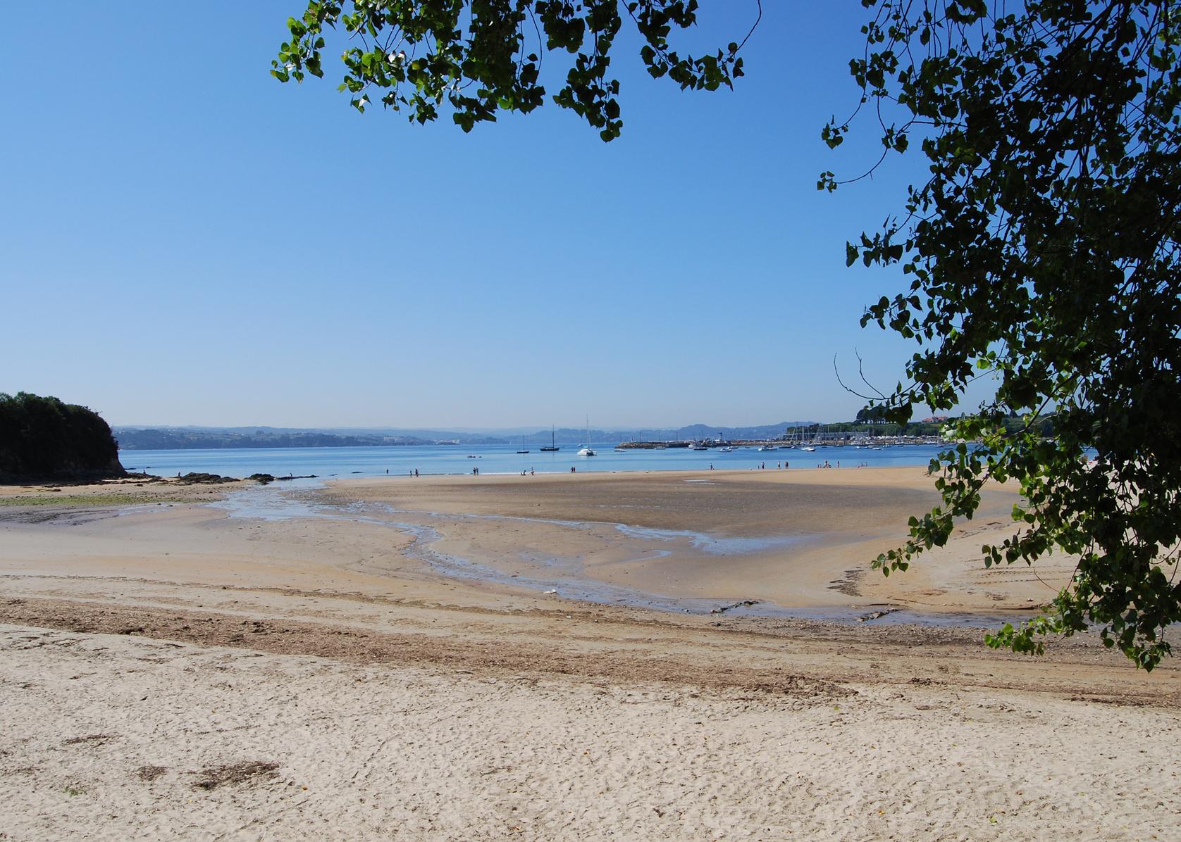 Foto playa Seselle. Playa de Ares (I)
