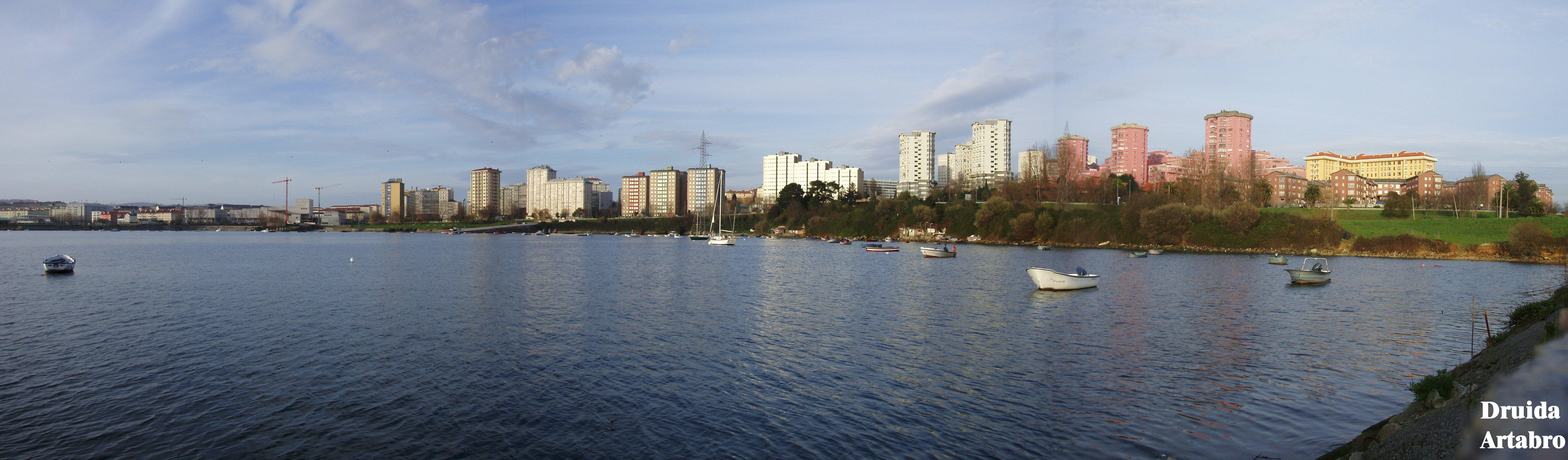 Foto playa Caranza. la rivera