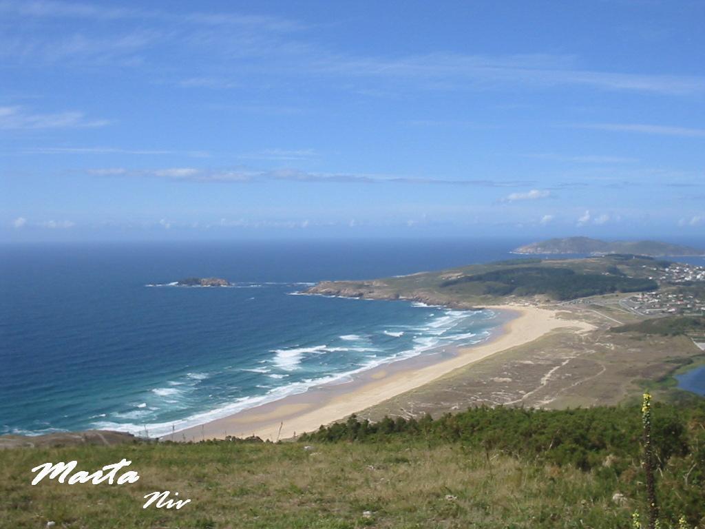 Foto playa Lumebo. Monte ventoso-Agosto 2004