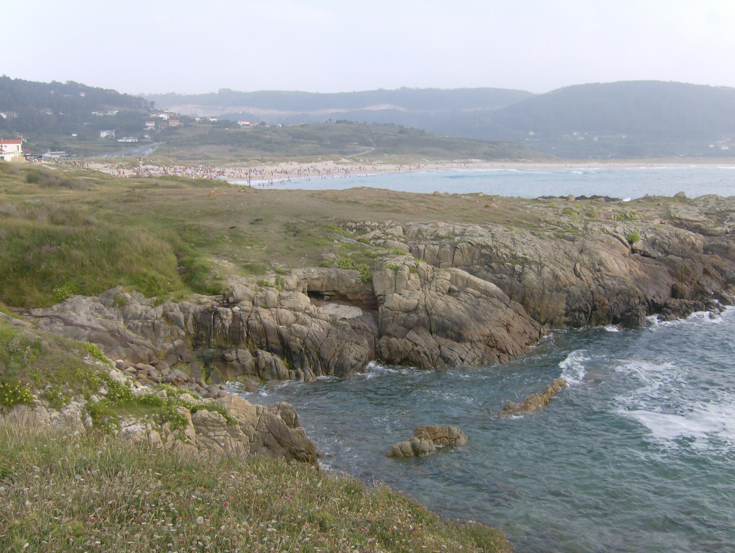 Foto playa Lobadiz. Doniños 1
