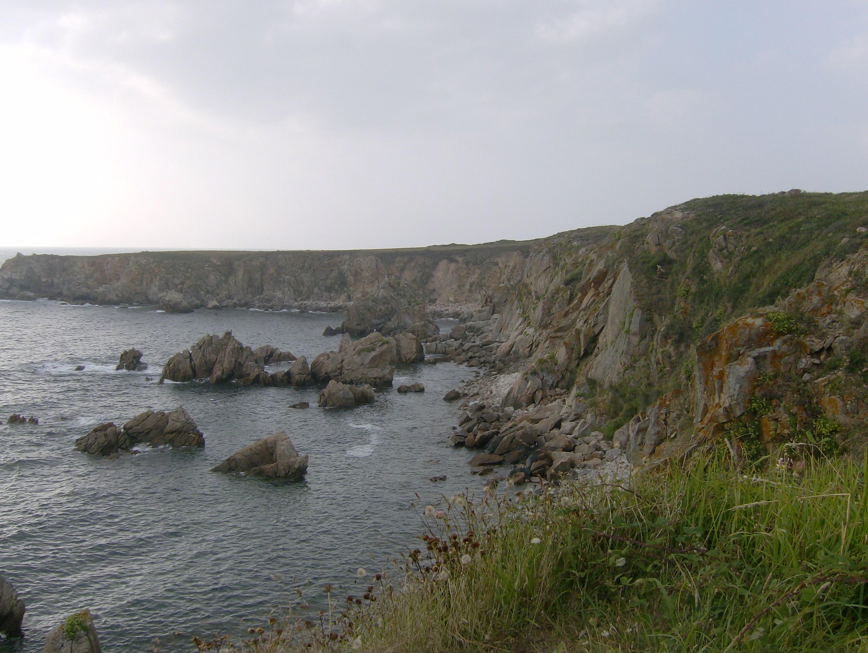 Foto playa Lobadiz. Costa