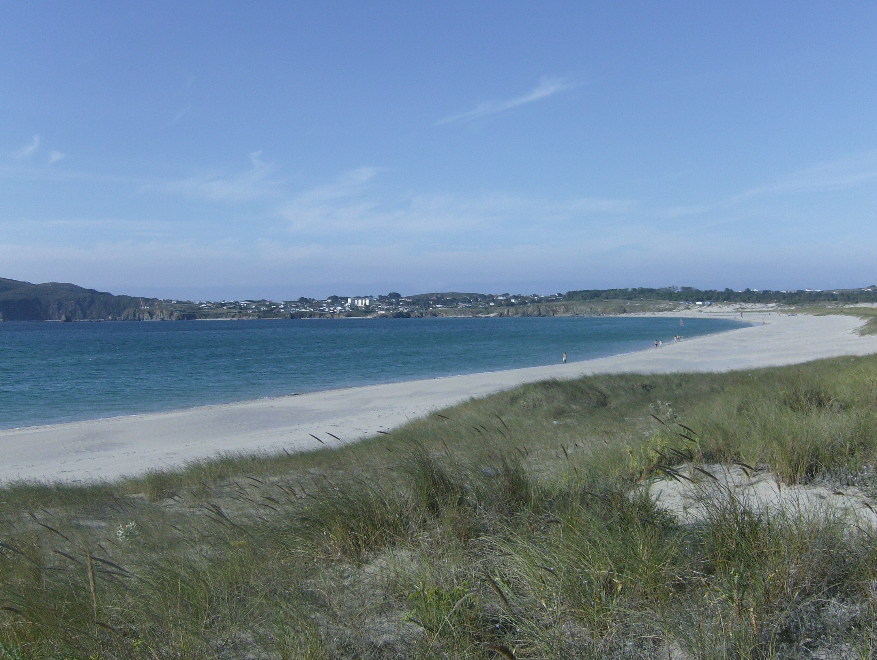 Foto playa San Xurxo / San Jorge. Praia San Xurxo
