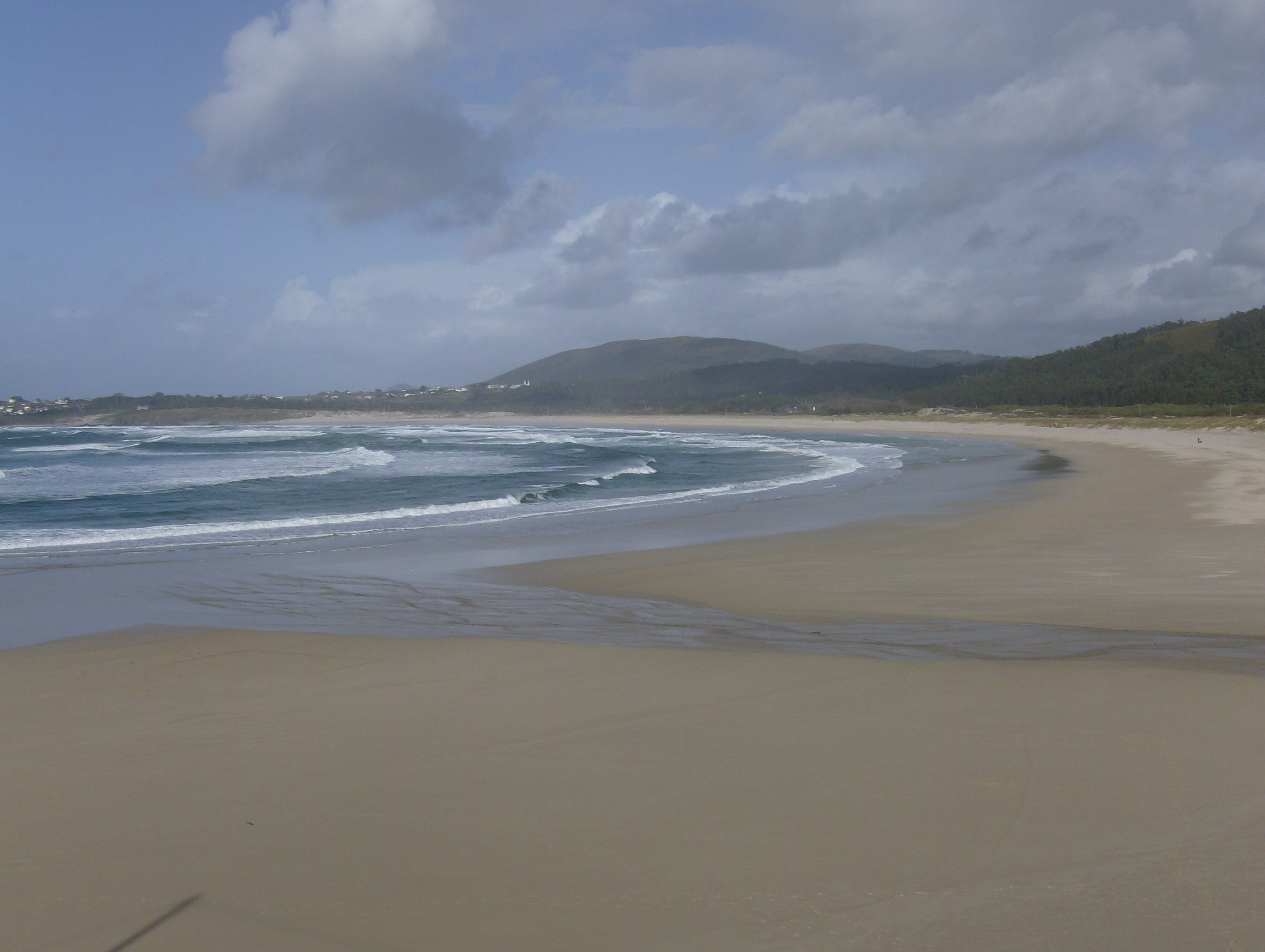 Foto playa San Xurxo / San Jorge. Praia San Xurxo 1