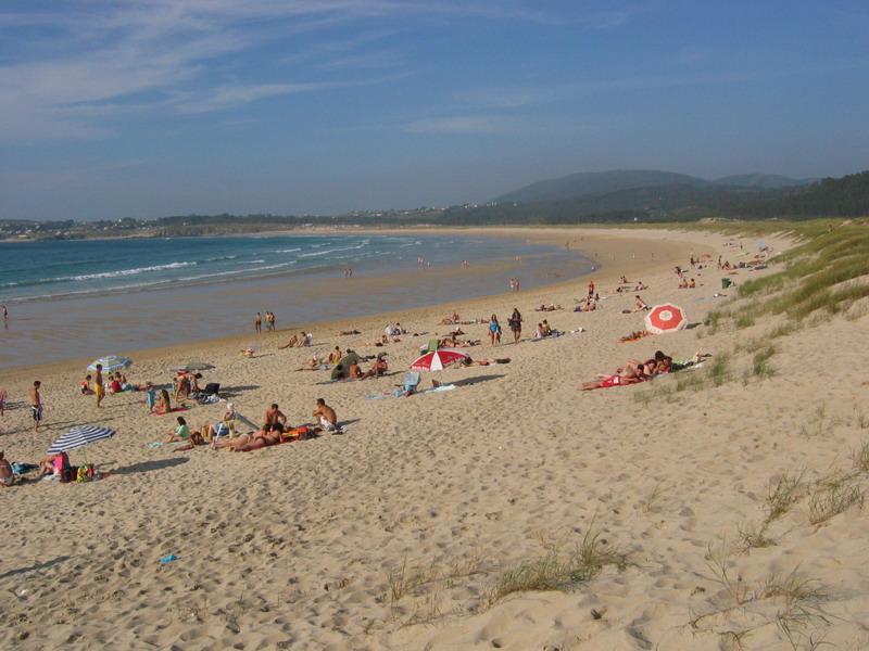 Foto playa San Xurxo / San Jorge. Playa de San Xurxo