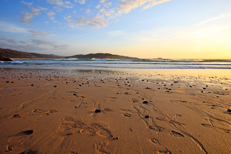 Foto playa Fragata. El Vilar