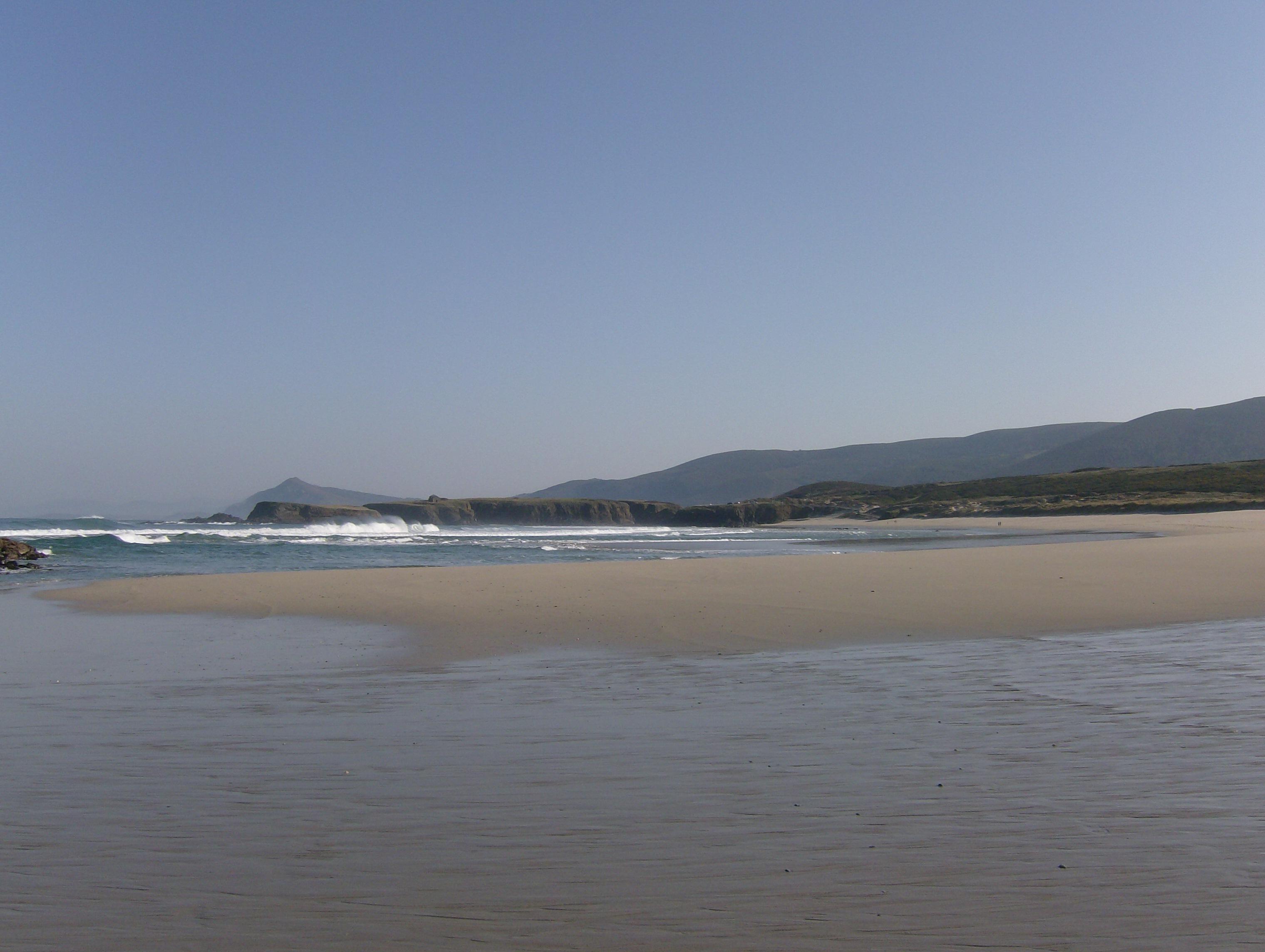 Foto playa Santa Comba. Praia Santa Comba 4