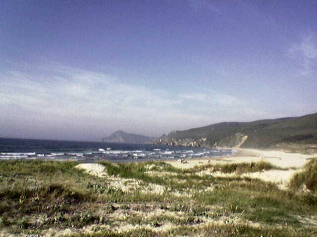 Foto playa Sartaña. Ponzos