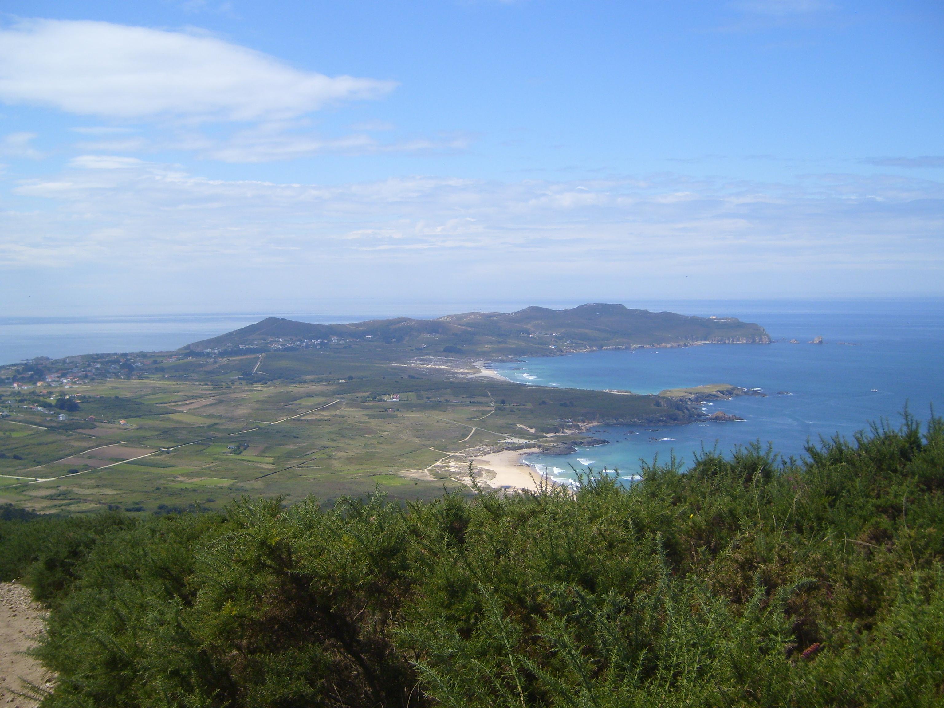 Foto playa Ponzos. View of Covas