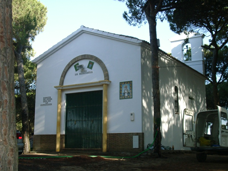 Foto playa Redondela / Cruce de la Redondela. Ermita de La Redondela