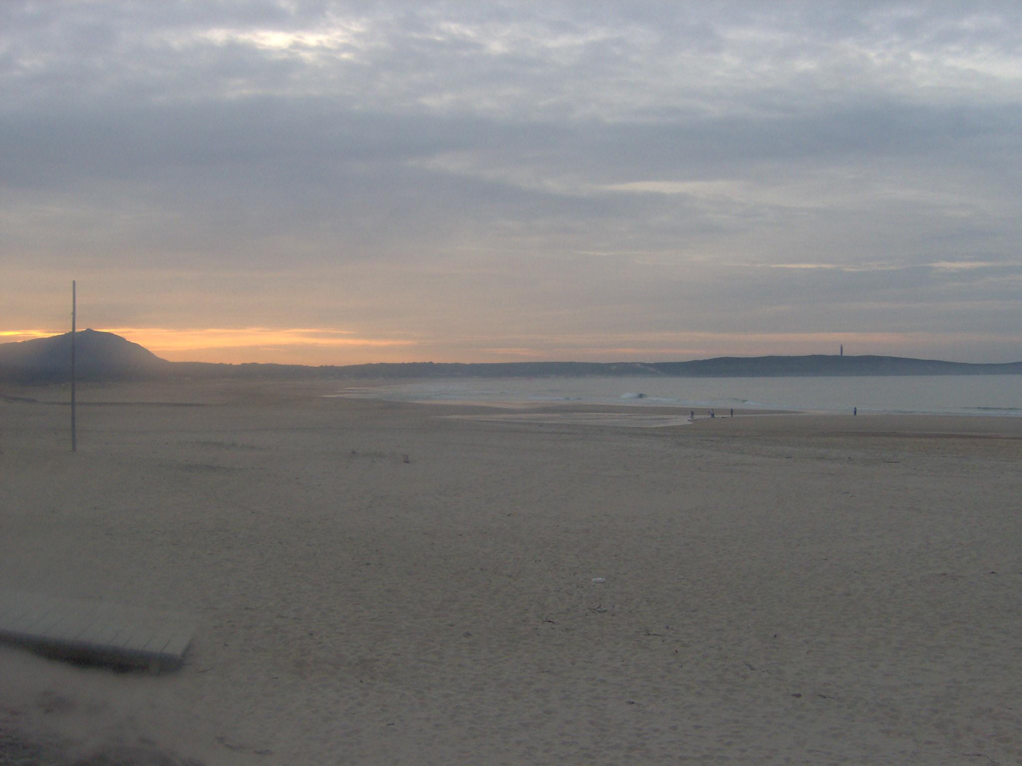 Foto playa A Frouxeira. Valdoviño