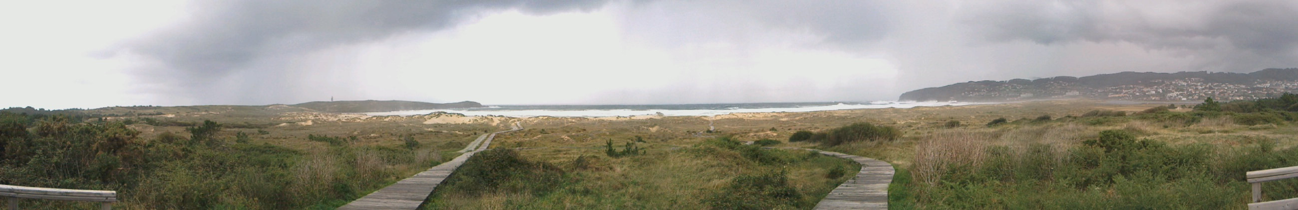 Foto playa A Frouxeira.