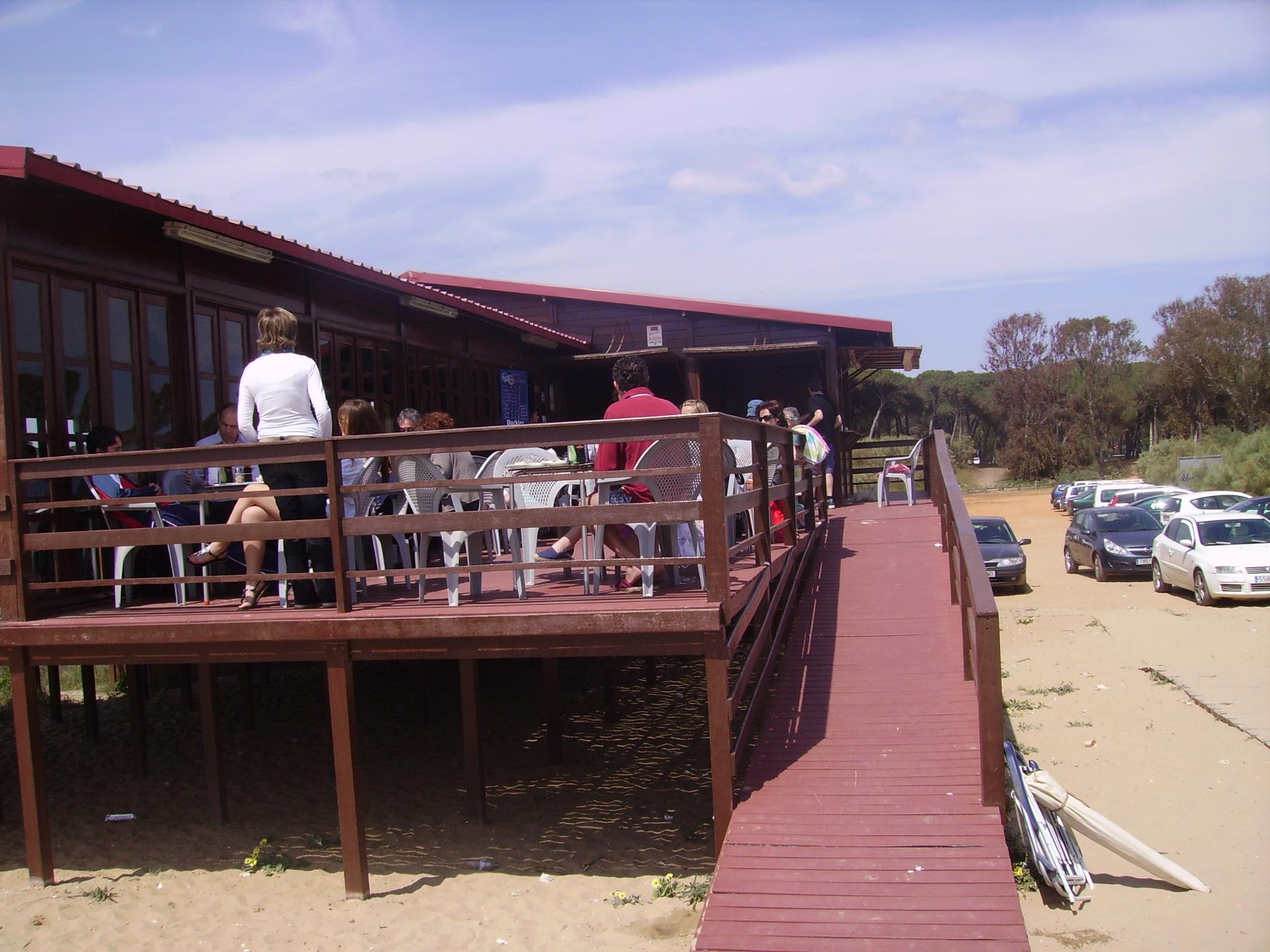 Foto playa Redondela / Cruce de la Redondela. Chiringuito de Pedro (La Redondela)
