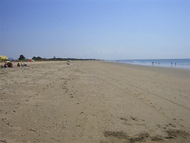Foto playa Del Hoyo. playa