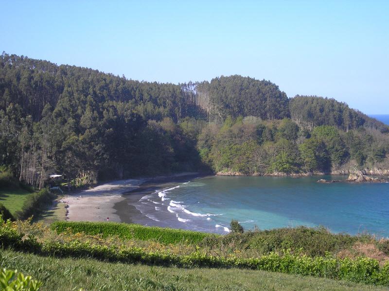 Playa A Postiña / Area dos Cabalos
