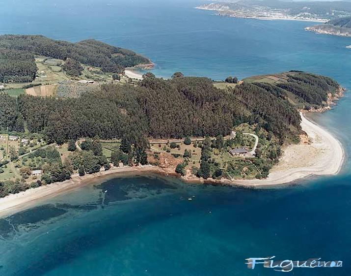 Foto playa Figueiras. Playa de Figueiras