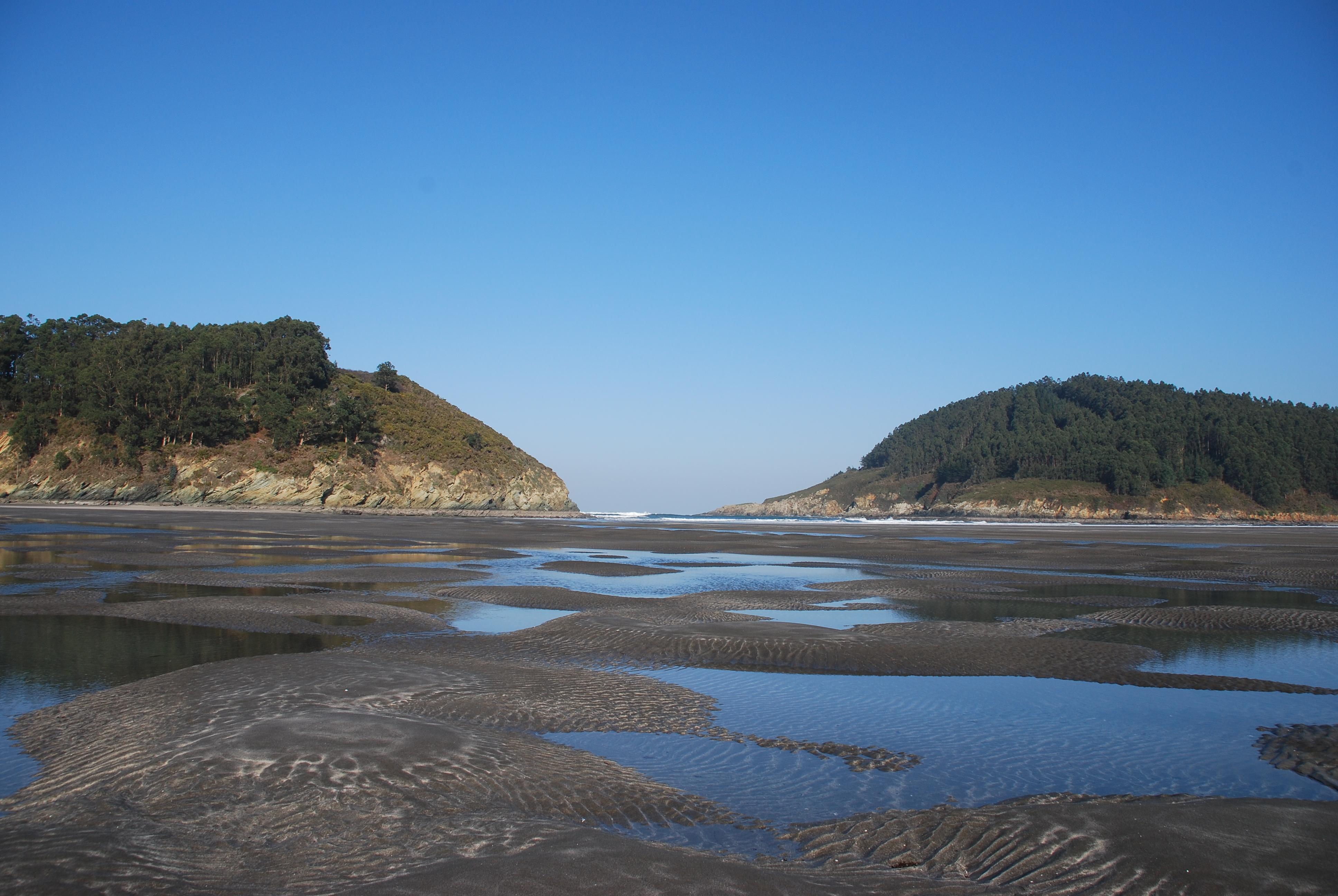 Playa Calas de Ladrido / Vidueiros