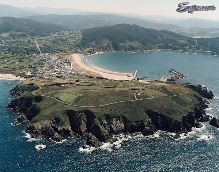 Foto playa Orbeiro / Santa Cristina. Espasante, ven a visitarme.