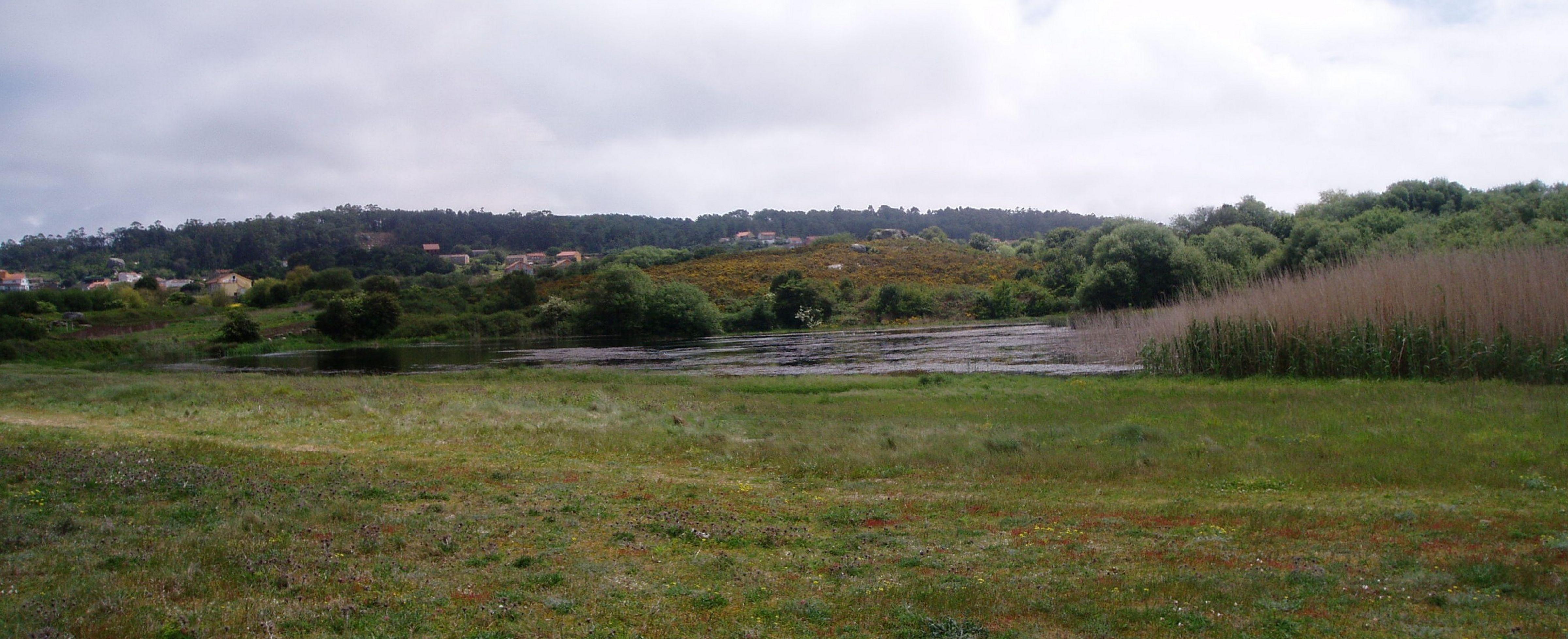 Foto playa Eiron. Lagoa a Bodeira