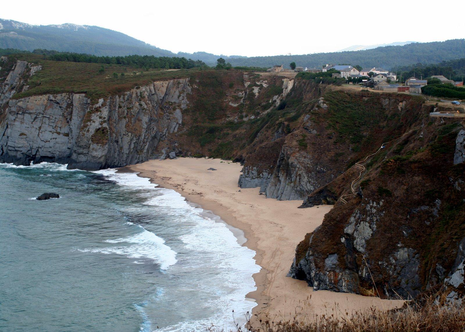 Foto playa O Picón. Playa de Picón (Ortigueira)