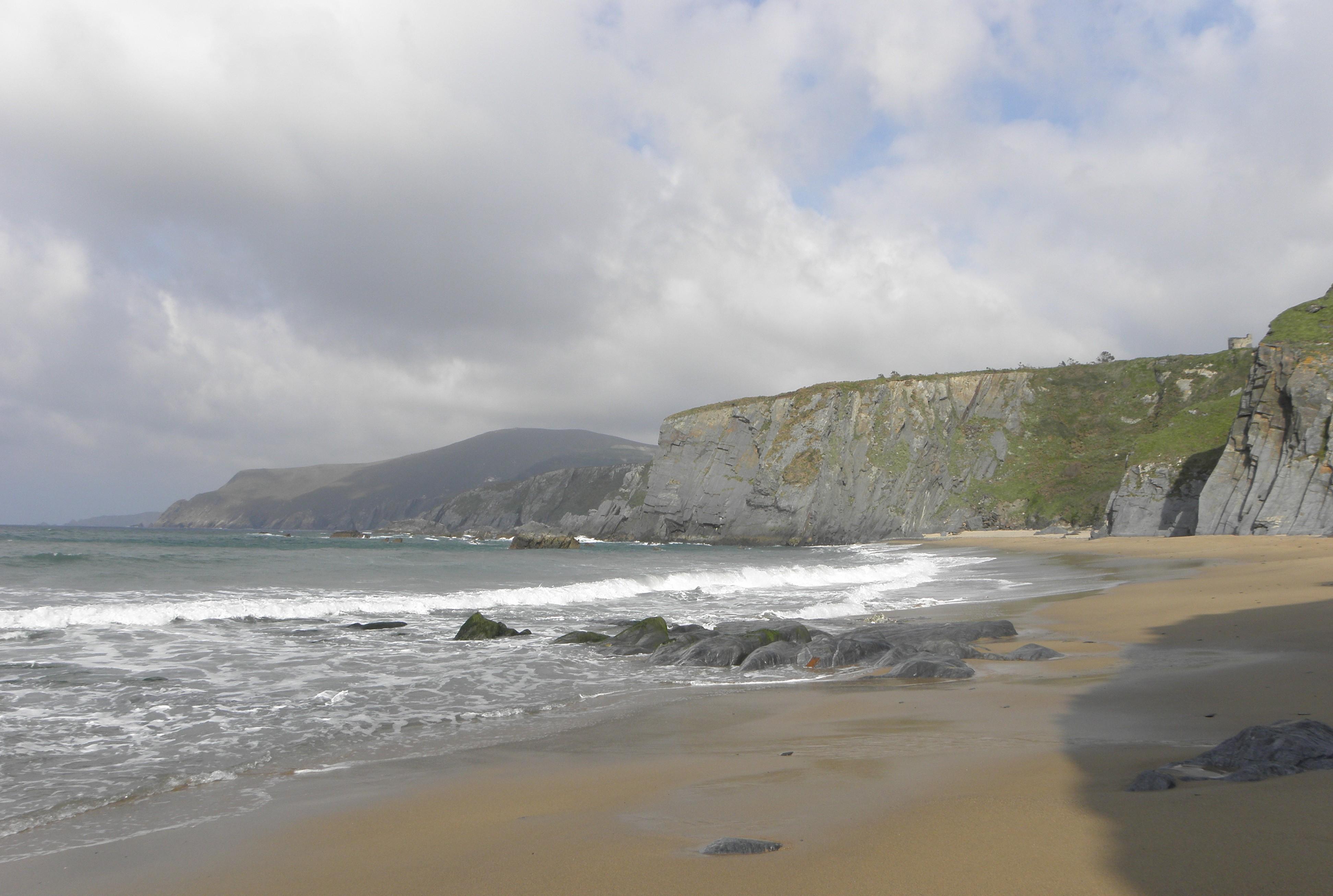 Foto playa O Picón.