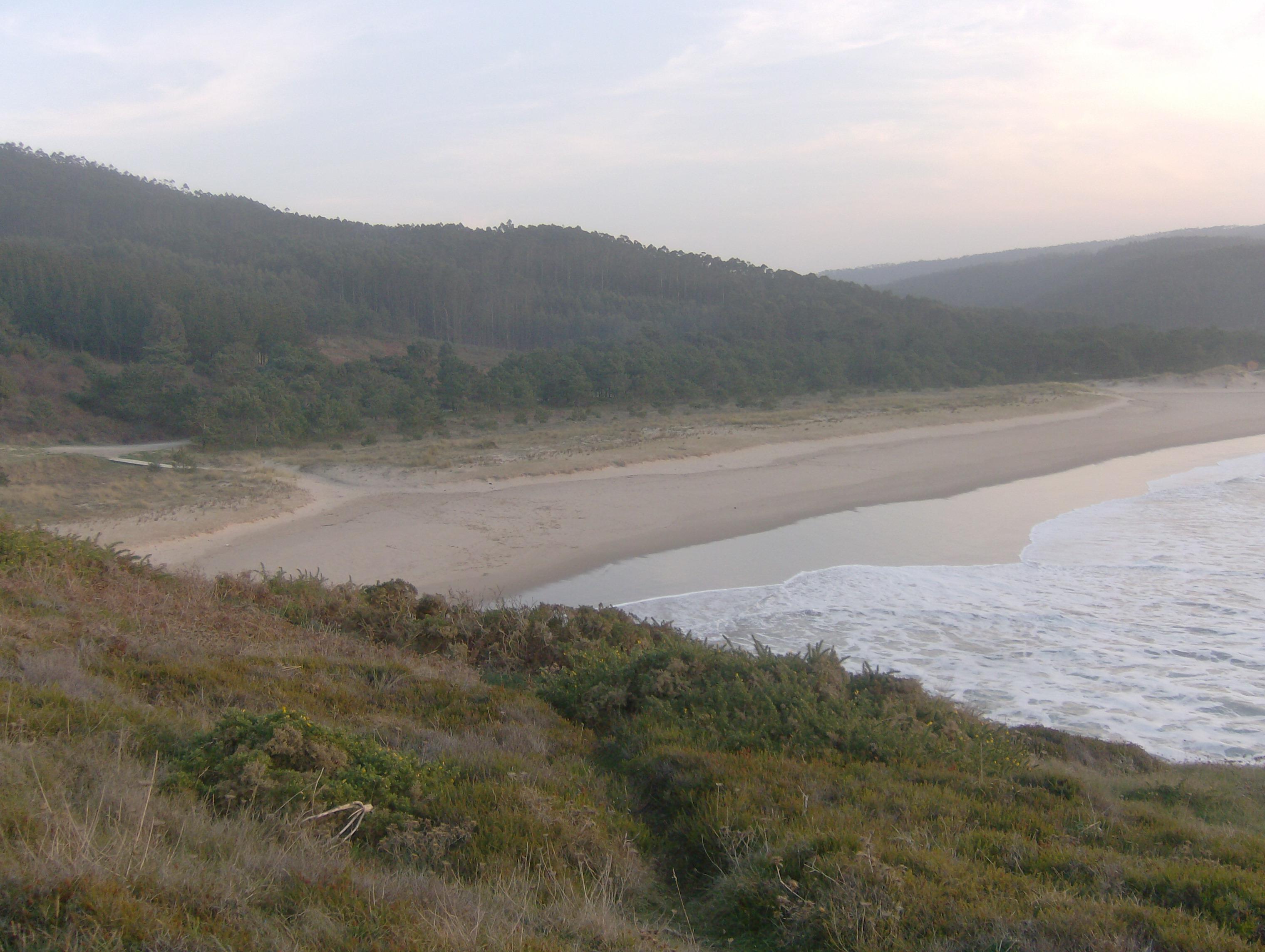 Foto playa Esteiro. Playa