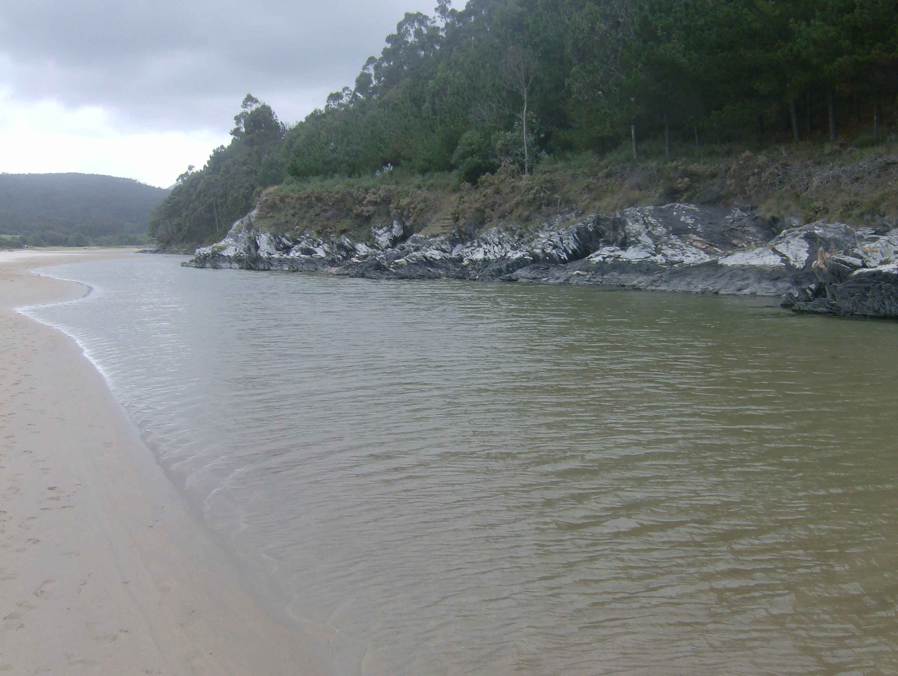 Foto playa Esteiro. Rio Playa Esteiro Bares