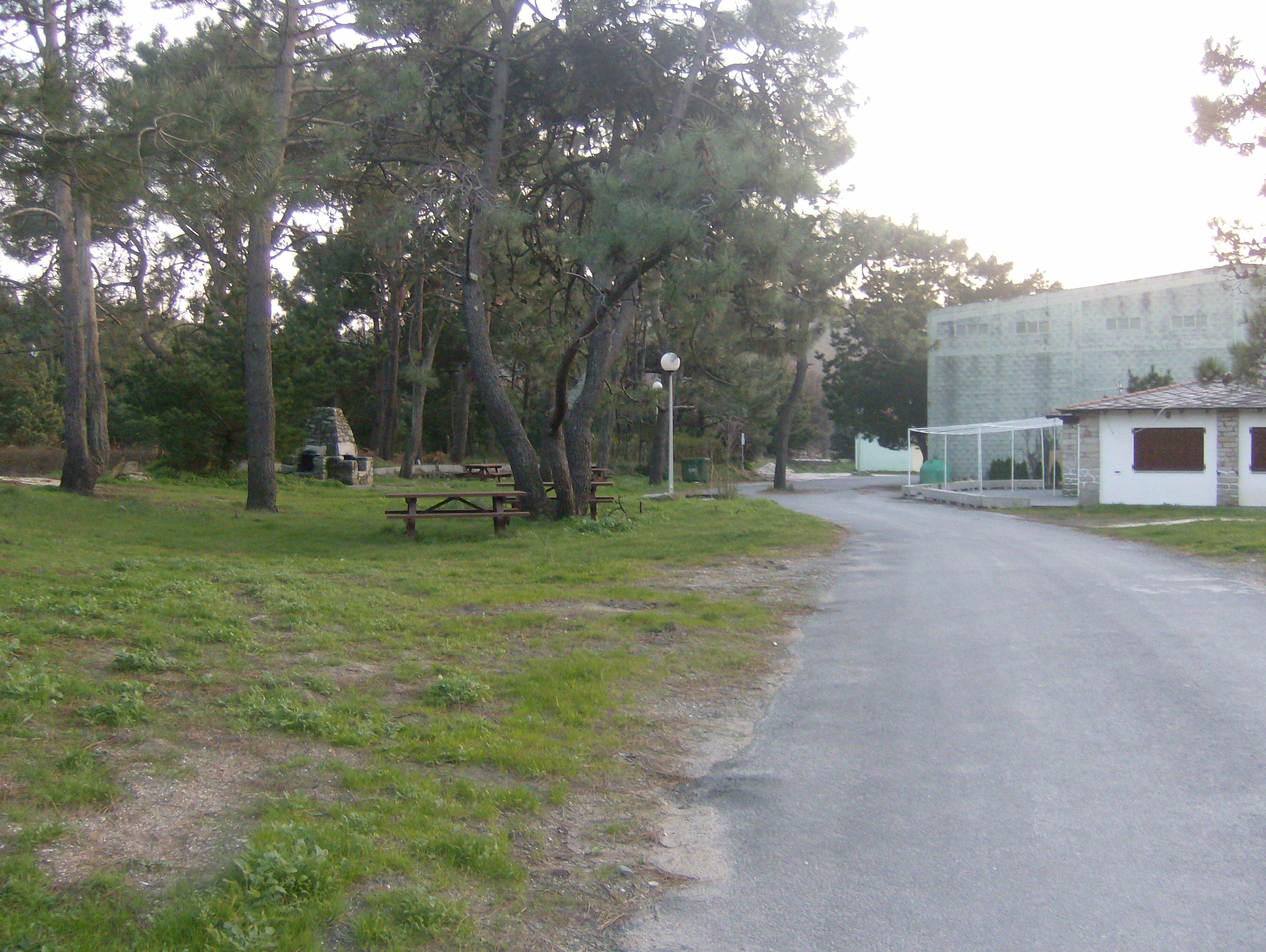 Foto playa Esteiro. Entrada