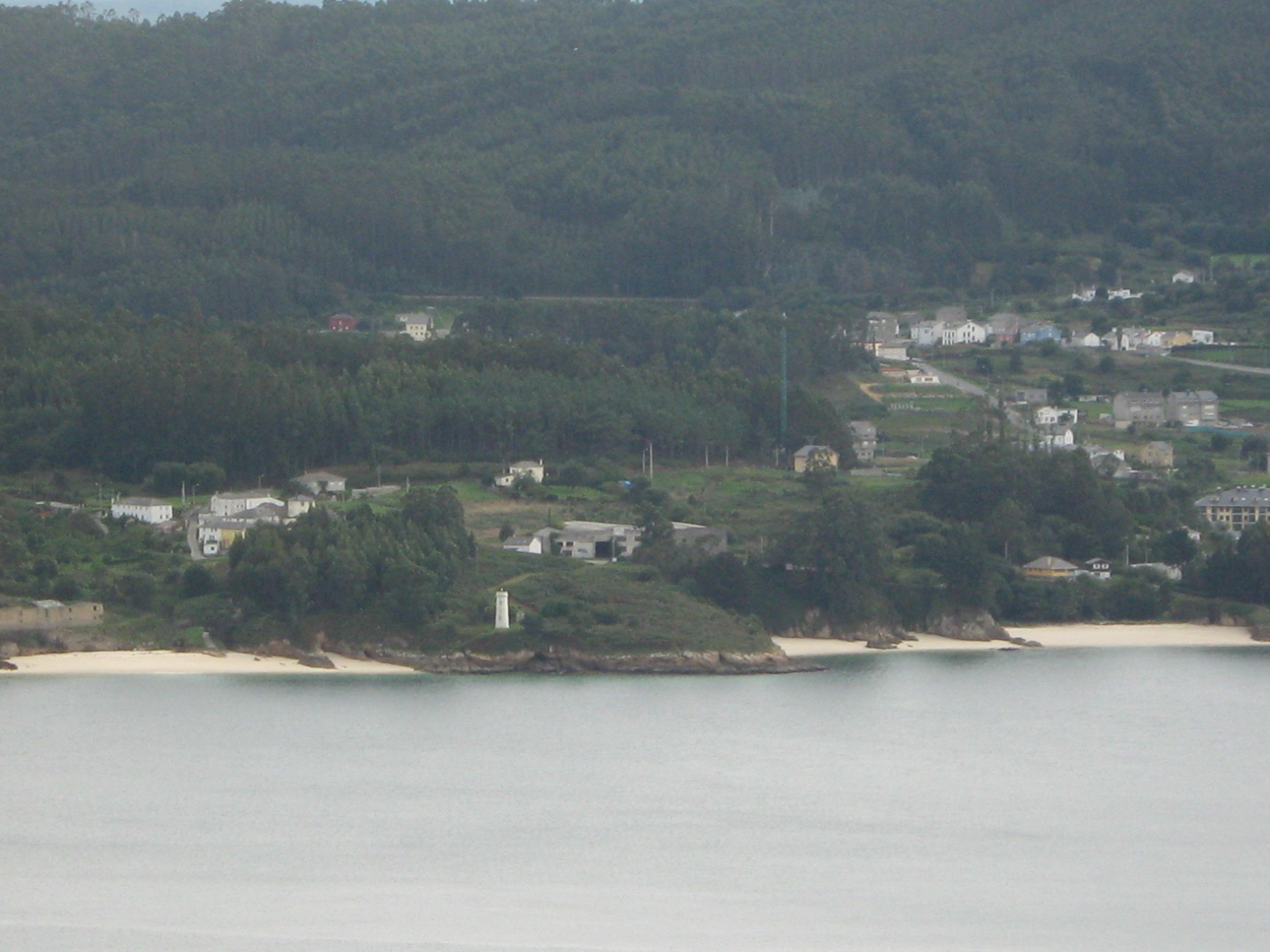 Foto playa Vilela. Vicedo   Lugo