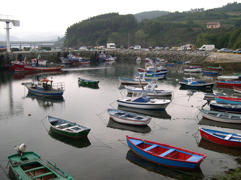 Foto playa Arealonga. Porto do Barqueiro